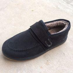 Giày lười lót lông AK 637 giá sỉ