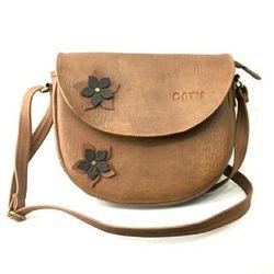 Túi đeo chéo hoa xuân Hanah TĐX 24 BÒ LỢT giá sỉ