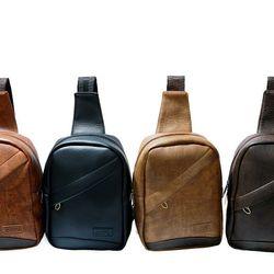Túi Đeo Chéo Một Quai Phong Cách Hàn Quốc CNTMQ04 Đen giá sỉ, giá bán buôn