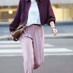 Áo khoác kaki thun nữ giá sỉ