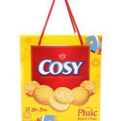 Bánh quy Cosy Bơ sữa 385g - 12 hộp/thùng giá sỉ