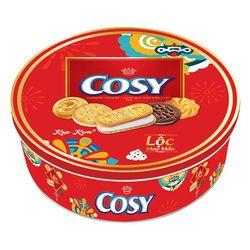 Bánh quy Cosy Kẹp kem 260g - 12 hộp/thùng giá sỉ