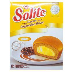 Bánh bông lan Solite Capuchino 276g - 10 hộp/thùng giá sỉ