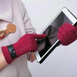 1 đôi găng tay cảm ứng nữ mẫu Hàn Quốc