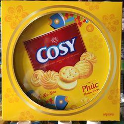 Bánh quy Cosy Bơ sữa 360g - 8 hộp/thùng giá sỉ