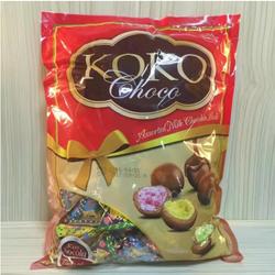 Kẹo Kinh Đô Choco Túi 330g - 10 túi/thùng
