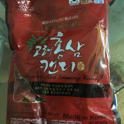 kẹo sâm Kogine Hàn Quốc túi 400g giá sỉ
