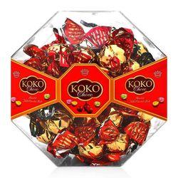 Kẹo Kinh Đô Choco hộp Bát giác 160g - 14 hộp/thùng