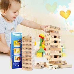 Bộ đồ chơi rút gỗ thông minh giá sỉ