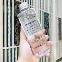 nước hoa hồng Muji Nhật bản 200ml