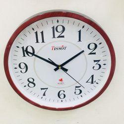 Đồng hồ treo tường giả gỗ S37 vati giá sỉ