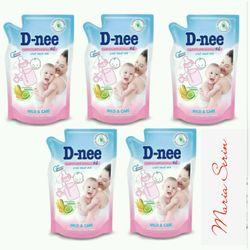 Túi nước rửa bình sữa Dnee 600ml giá sỉ