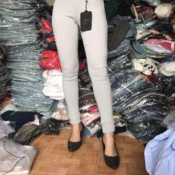 Quần dài nữ thời trang trắng kem giá sỉ