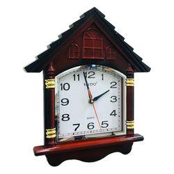 Đồng hồ vati treo tường đẳng cấp – sang trọng f10 nâu giá sỉ