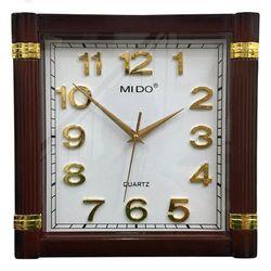 Đồng hồ treo tường vuông F4 giá sỉ