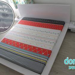 Ga giường chống thấm bảo vệ nệm giá sỉ