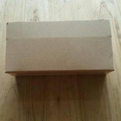 Combo 10 hộp giấy carton gói hàng 20x10x10
