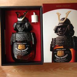 Rượu Whisky Nikka Samurai 750ml - Nhật Bản