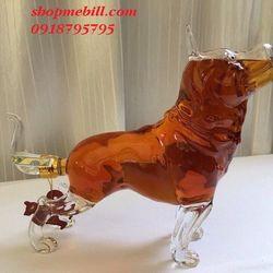 Rượu con chó 750ml của Nga