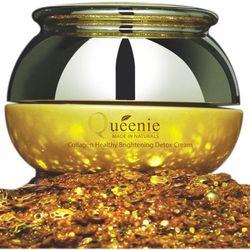 Kem thải độc tố trị nám trị mụn trắng da bổ sung collagen Queenie 50g