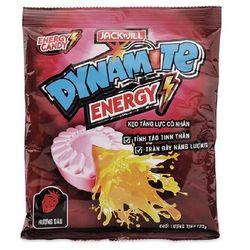 Kẹo Dynamite Tăng Lực Hương Dâu 120g