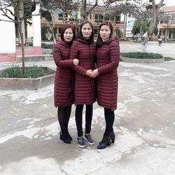 áo khoác dáng dài lông vũ cho nữ
