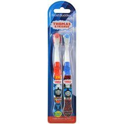 Bộ bàn chải 2 cái Thomas 2pk Manual Toothbrush giá sỉ