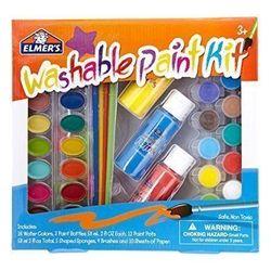 Bộ sơn màu có thể rửa Elmers Washable Paint Kit giá sỉ