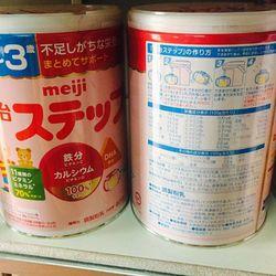 Sữa Meiji 1-3 giá sỉ
