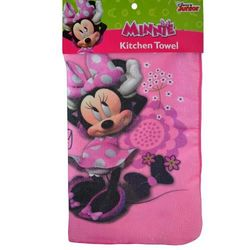 Khăn lau bếp/tay Minnie Kitchen/ Hand Towel Microfiber 16x16 inch giá sỉ