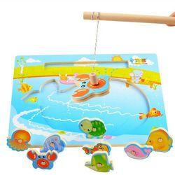 Đồ chơi câu cá gỗ giá sỉ