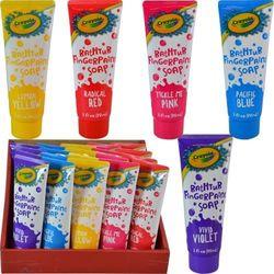 Sữa tắm tô màu Crayola Finger Paint Soap 89ml giá sỉ