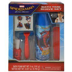 Bộ sữa tắm làm điệu bé trai Spiderman Groom Go Set giá sỉ
