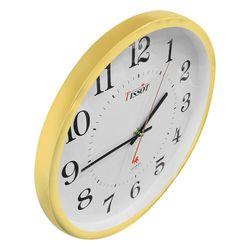 Đồng hồ treo tường hình tròn Vati S75 Gold - Mới 100 giá sỉ