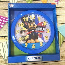 Đồng hồ treo tường Paw Patrol Wall Clock 10 inch giá sỉ