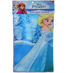 Khăn lau bếp/tay Frozen Kitchen/ Hand Towel Microfiber 16x16 inch giá sỉ