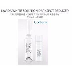 Kem Trị Nám COREANA Lavida White Solution Darkspot Reducer