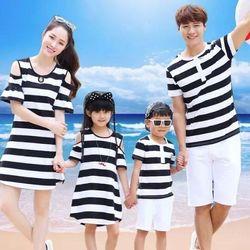 áo thun gia đình giá sỉ