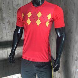 áo bóng đá ko logo giá sỉ