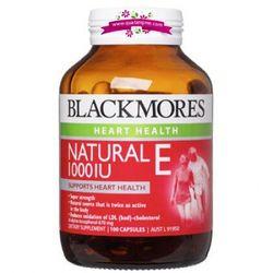 Blackmores Natural Vitamin E 30 tablets - Viên uống bổ sung vitamin E giá sỉ