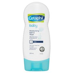 Cetaphil Baby Moisturising Bath Wash 230 ml giá sỉ