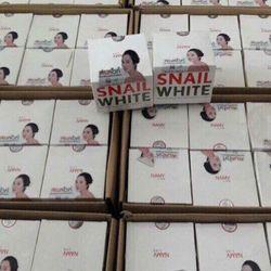 kem body Snail white