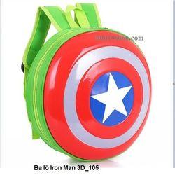 Ba lô Iron Man 3D105 giá sỉ