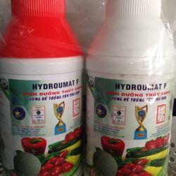 Dung dịch thủy canh cho cây cho củ quả Hydroumat F giá sỉ