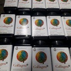 Viên uống Collagen Youtheory 390 viên Type 1 2 3 giá sỉ