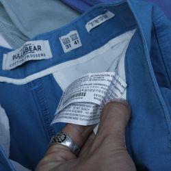 Quần Short KaKi PullBear giá sỉ, giá bán buôn