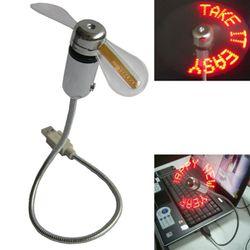 QUẠT USB ĐÈN I LOVE U giá sỉ giá bán buôn