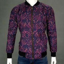 Áo khoác dù họa tiết -LD018 giá sỉ