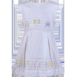 Váy trẻ em thêu tay giá sỉ, giá bán buôn