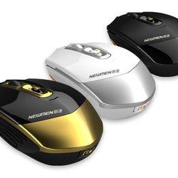 Newmen - Chuột không dây dùng cho Game và văn phòng pin 3 năm F600 giá sỉ